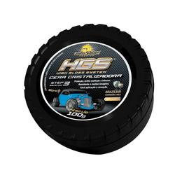Cera Cristalizadora Hgs Autoshine 100g - Total Latas - A loja online do seu automóvel
