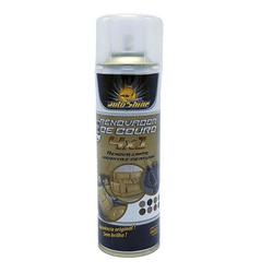 Renovador de Couro Spray Autoshine 300ml - Total Latas - A loja online do seu automóvel