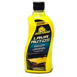 Shampoo Lava Autos Autoshine 500ml - Total Latas - A loja online do seu automóvel