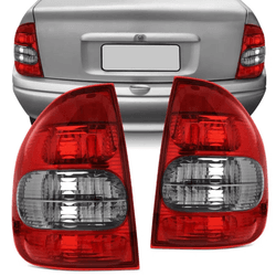 Lanterna Traseira Corsa Sedan 2000 a 2002 Classic ... - Total Latas - A loja online do seu automóvel