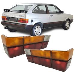 Lanterna Traseira Gol 87/94 Tricolor - Total Latas - A loja online do seu automóvel