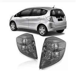 Lanterna Traseira New Fit 2009 a 2014 Cristal Mode... - Total Latas - A loja online do seu automóvel