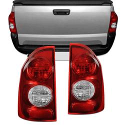 Lanterna Traseira Montana 2003 a 2010 Bicolor - Total Latas - A loja online do seu automóvel