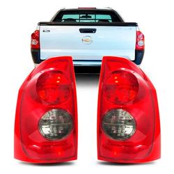 Lanterna Traseira Montana 2003 a 2010 Fumê - Total Latas - A loja online do seu automóvel