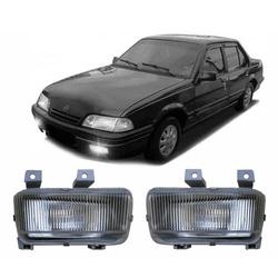 Farol Auxiliar Monza 1991 a 1995 - Total Latas - A loja online do seu automóvel