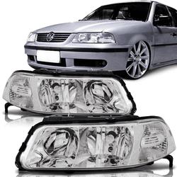 Farol Gol/Parati/Saveiro G3 2000 a 2005 Foco Duplo... - Total Latas - A loja online do seu automóvel