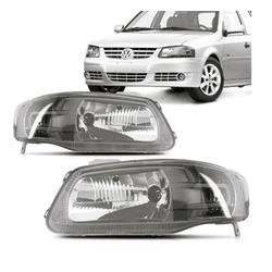 Farol Gol/Parati/Saveiro G4 2006 a 2012 Máscara Ci... - Total Latas - A loja online do seu automóvel