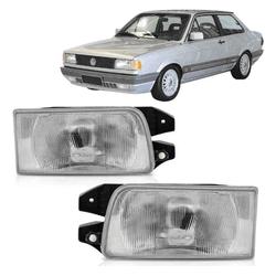 Farol Gol/ Voyage/Parati/Saveiro 1991 a 1995 Model... - Total Latas - A loja online do seu automóvel