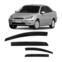 Calha de Chuva Focus 2000 a 2008 Fumê Jg - Total Latas - A loja online do seu automóvel