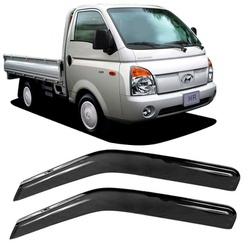 Calha de Chuva Hyundai Hr 2005 a 2020 Fumê Jg - Total Latas - A loja online do seu automóvel