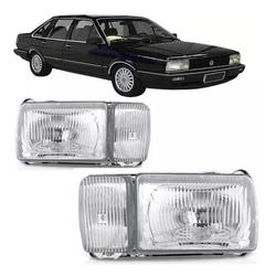 Farol Santana/Quantum 1987 a 1990 Modelo GLS C/Aux... - Total Latas - A loja online do seu automóvel