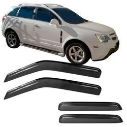 Calha de Chuva Captiva 2008 a 2015 Fumê Jg - Total Latas - A loja online do seu automóvel