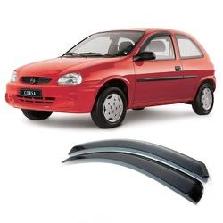 Calha de Chuva Corsa Wind/Pick-Up 1994 a 2002 2 Po... - Total Latas - A loja online do seu automóvel