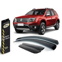 Calha de Chuva Duster/Oroch 2011 a 2019 Fumê Jg - Total Latas - A loja online do seu automóvel