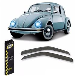 Calha de Chuva Fusca 1959 a 1996 Fumê Jg - Total Latas - A loja online do seu automóvel