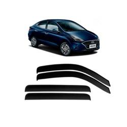 Calha de Chuva Hb20 Sedan 2020 Fumê Jg - Total Latas - A loja online do seu automóvel