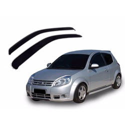 Calha de Chuva Ka 1997 a 2013 Fumê Jg - Total Latas - A loja online do seu automóvel