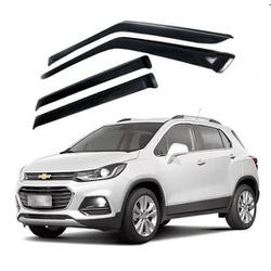 Calha de Chuva Tracker 2020 Fumê Jg - Total Latas - A loja online do seu automóvel