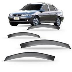 Calha de Chuva Vectra 1997 a 2005 Fumê Jg - Total Latas - A loja online do seu automóvel