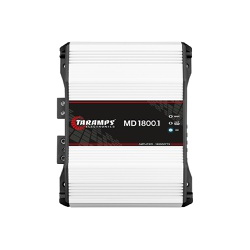 Modulo Potencia Taramps MD 1800.1/ 1800 RMS Digita... - Total Latas - A loja online do seu automóvel