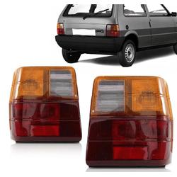 Lanterna Traseira Uno 1984 a 2003 Tricolor - Total Latas - A loja online do seu automóvel