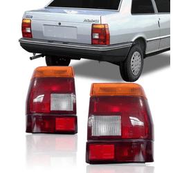 Lanterna Traseira Premio 1985 a 1995 Tricolor - Total Latas - A loja online do seu automóvel