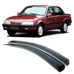Calha de Chuva Monza 1982 a 1996 2 Portas Fumê Jg - Total Latas - A loja online do seu automóvel