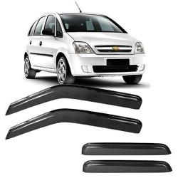 Calha de Chuva Meriva 2002 a 2012 Fumê Jg - Total Latas - A loja online do seu automóvel
