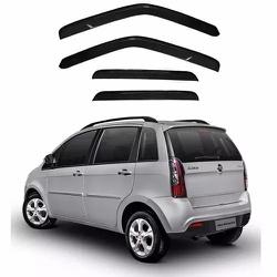 Calha de Chuva Idea 2005 a 2016 Fumê Jg - Total Latas - A loja online do seu automóvel