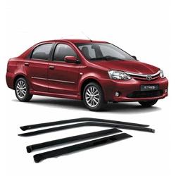 Calha de Chuva Etios 2012 a 2020 Fumê Jg - Total Latas - A loja online do seu automóvel