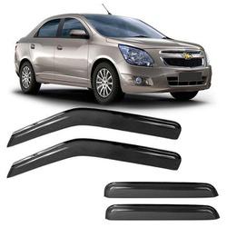 Calha de Chuva Cobalt 2012 a 2019 Fumê Jg - Total Latas - A loja online do seu automóvel