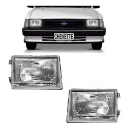 Farol Chevette/Marajo/Chevy 1983 a 1993 - Total Latas - A loja online do seu automóvel