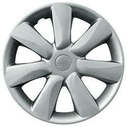 Calota Aro 14 Modelo March de Encaixe - Total Latas - A loja online do seu automóvel