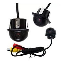 Câmera Ré Colorida Modelo Tartaruga Ré/Frontal - Total Latas - A loja online do seu automóvel