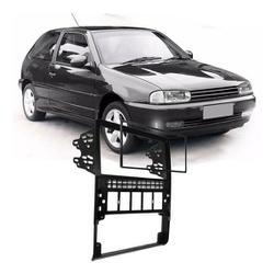 Moldura DVD 2 Din Gol/ Parati/ Saveiro 1995 a 1999... - Total Latas - A loja online do seu automóvel