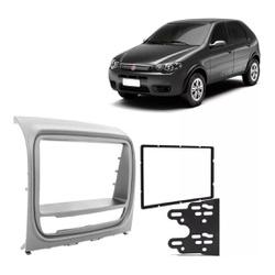 Moldura DVD 2 Din Palio/ Strada/ Siena EL 2012 a 2... - Total Latas - A loja online do seu automóvel