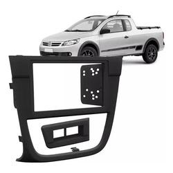 Moldura DVD 2 Din Saveiro G5/ Cross / Tropper C/ R... - Total Latas - A loja online do seu automóvel