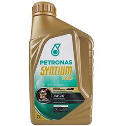 Óleo de Motor Petronas Syntium 7000 0W 20 API SN S... - Total Latas - A loja online do seu automóvel