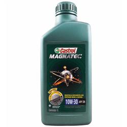 Óleo de Motor Castrol Magnatec 10w 30 API SN Semis... - Total Latas - A loja online do seu automóvel