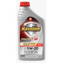 Óleo de Motor Havoline Prods Fullsysthetic 5W 20 A... - Total Latas - A loja online do seu automóvel