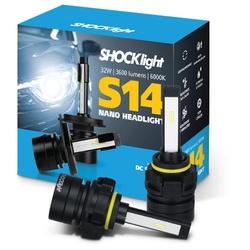 Kit Led Headlight H16 6000K S14 Nano 12V 32 Watts... - Total Latas - A loja online do seu automóvel