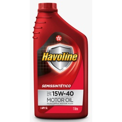 Óleo de Motor Havoline 15W 40 API SL Semissintétic... - Total Latas - A loja online do seu automóvel