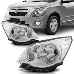 Farol Cobalt 2011 a 2016 Cromado - Total Latas - A loja online do seu automóvel