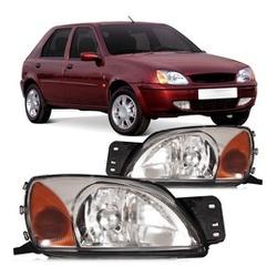 Farol Fiesta/ Courier 2000 a 2002 Pisca Ambar - Total Latas - A loja online do seu automóvel