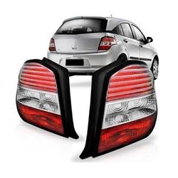 Lanterna Traseira Agile Bicolor - Total Latas - A loja online do seu automóvel