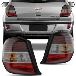 Lanterna Traseira Agile Fume - Total Latas - A loja online do seu automóvel