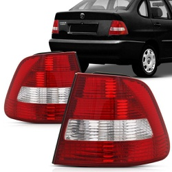 Lanterna Traseira Polo Classic 2001 a 2002 - Total Latas - A loja online do seu automóvel