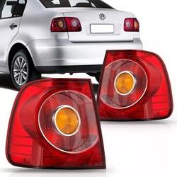 Lanterna Traseira Polo Sedan 2008 a 2013 (Canto) - Total Latas - A loja online do seu automóvel