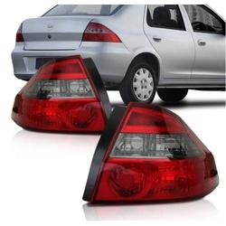Lanterna Traseira Prisma 2006 a 2012 (Fumê) - Total Latas - A loja online do seu automóvel