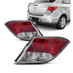 Lanterna Traseira Prisma 2013 a 2016 Prisma Joy 20... - Total Latas - A loja online do seu automóvel